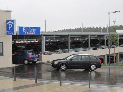 Klinikum: Parken teurer als in Freiburg - NQ Online - Die Neckarquelle