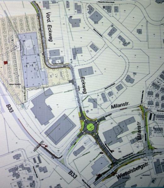 Xxxlutz Stadt Verlegt Straßen Nq Online Die Neckarquelle