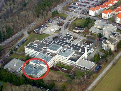 Klinik in Donaueschingen wird größer - NQ Online - Die Neckarquelle